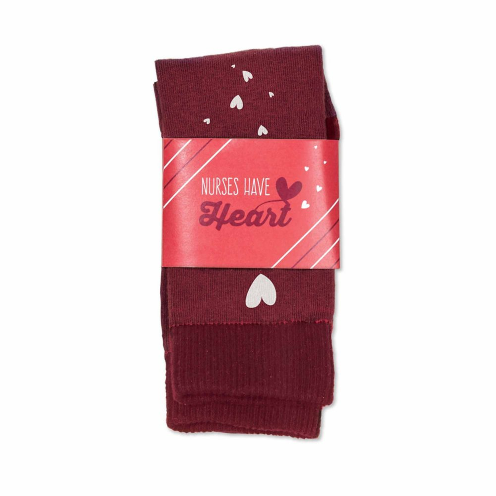 View larger image of You Rock Socks - Nurses Have Heart