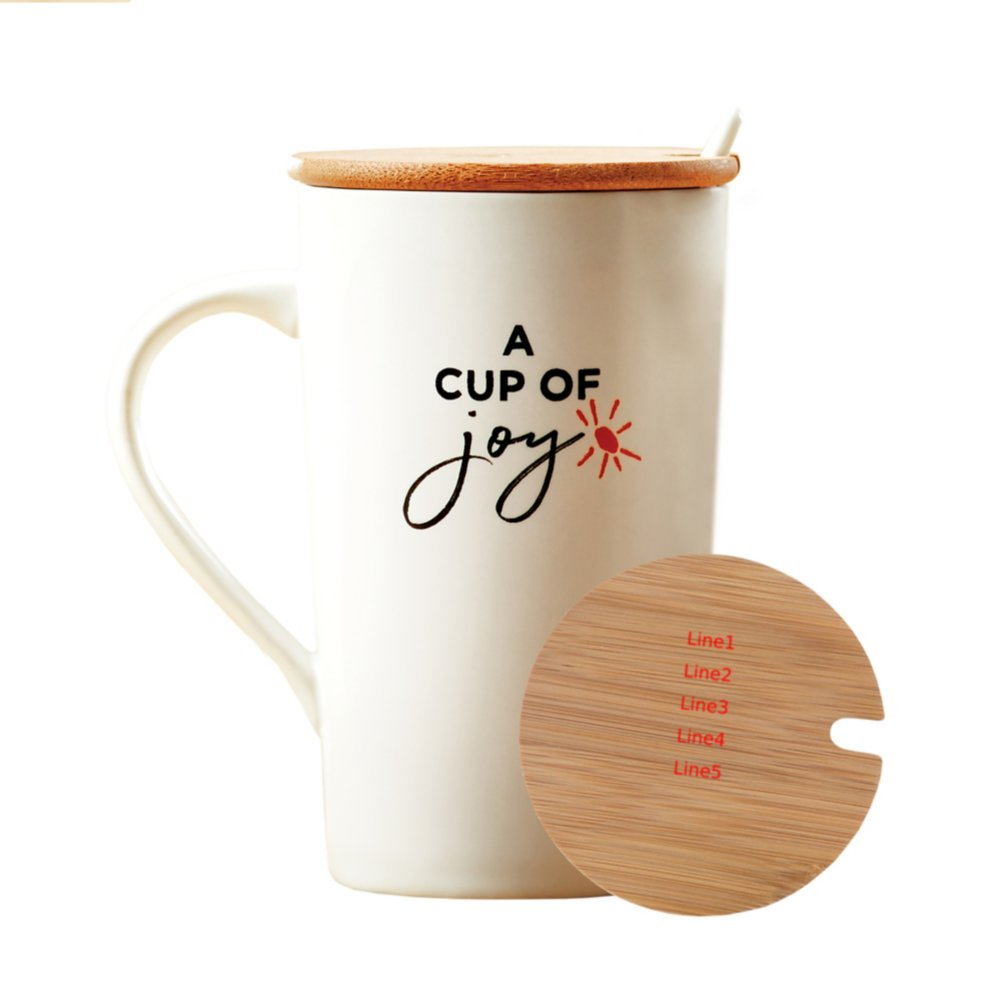 View larger image of Warm Wishes Mug - Cup of Joy