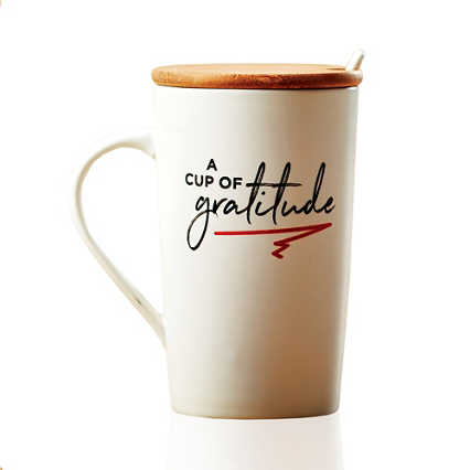 Warm Wishes Mug - Cup of Gratitude