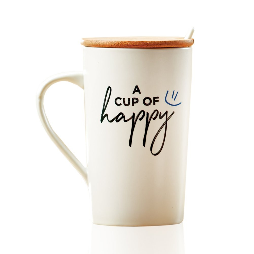 View larger image of Warm Wishes Mug - Cup of Happy
