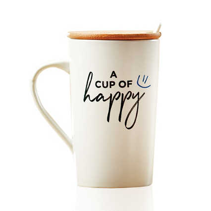 Warm Wishes Mug - Cup of Happy