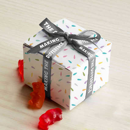 You're Sweet Like Candy Mini Gift Box - Making the Difference
