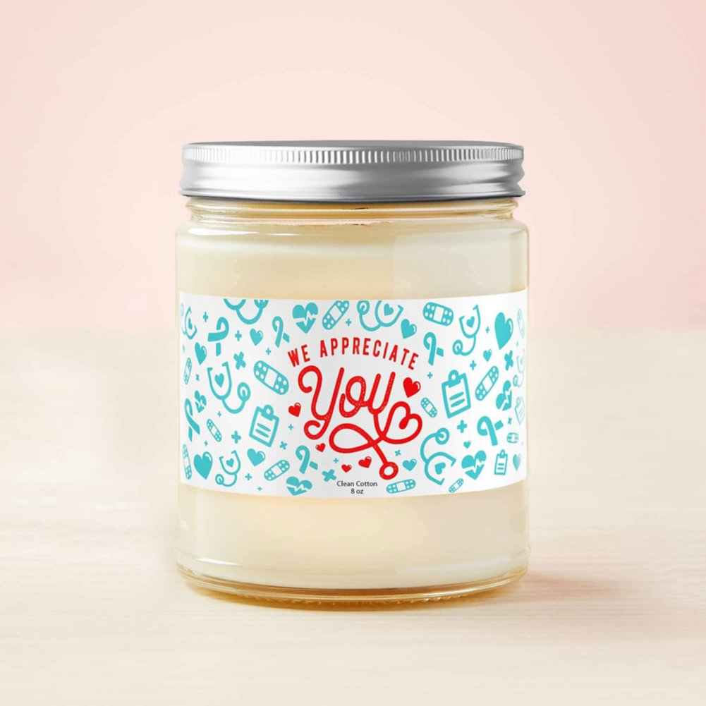 View larger image of Way to Glow Soy Candle - We Appreciate You