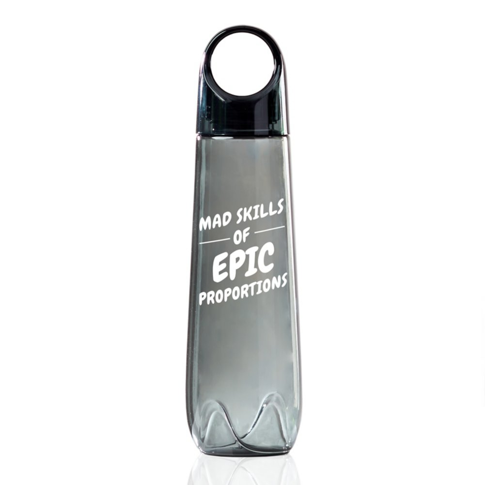 View larger image of Value Loopy Water Bottle - Mad Skills Of Epic Proportions