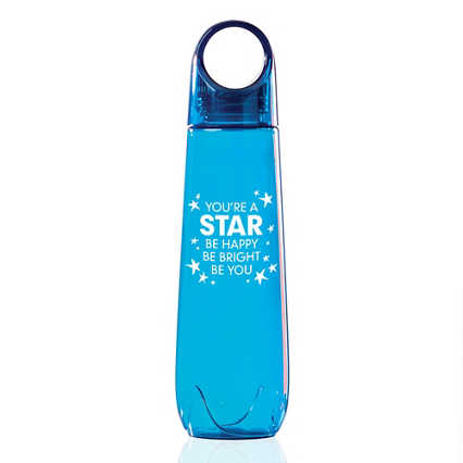 Value Loopy Water Bottle - You're A Star