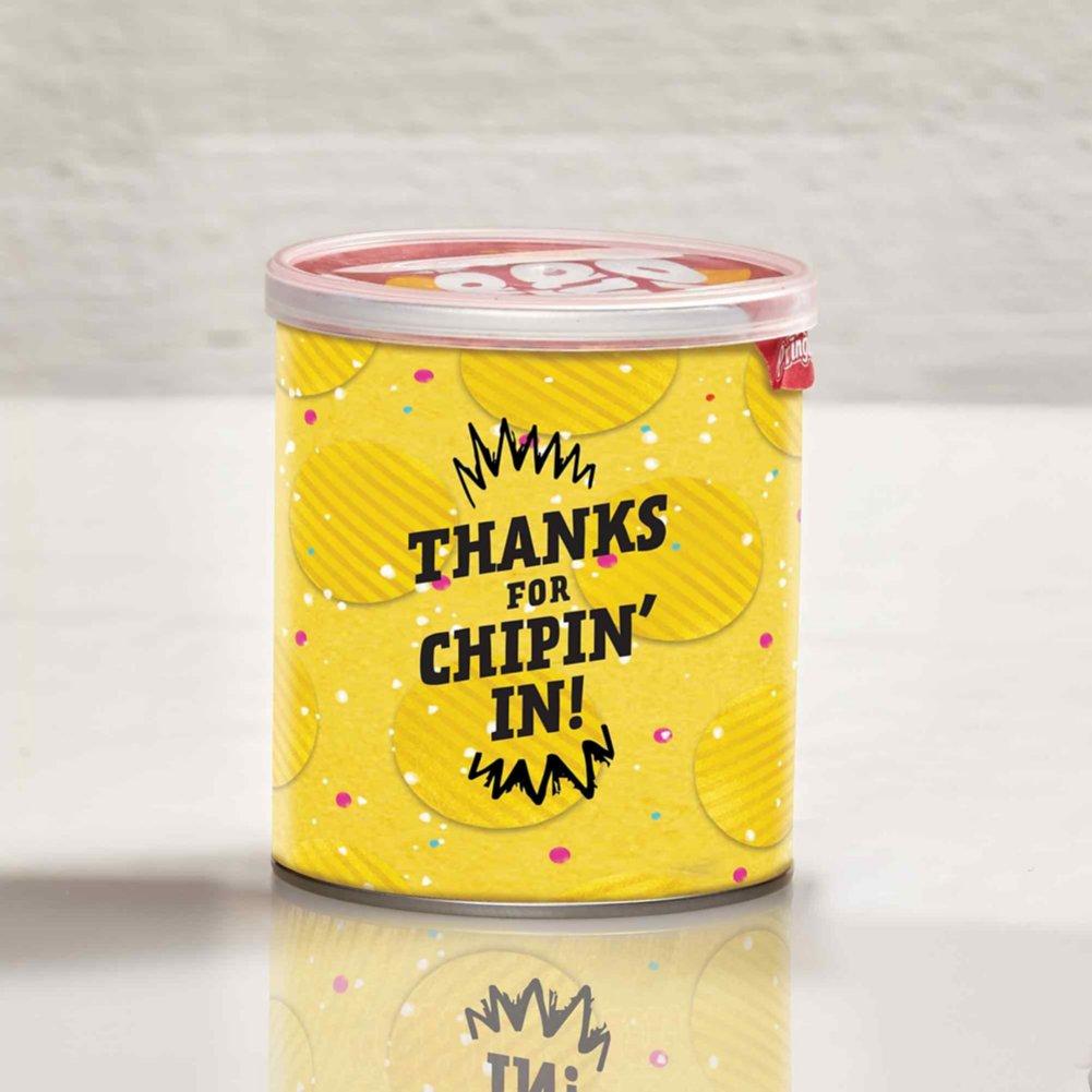Positive Snacks - Pringles® - Chippin' In