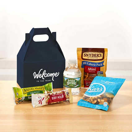 Awesome Snack Pack - Welcome to the Team