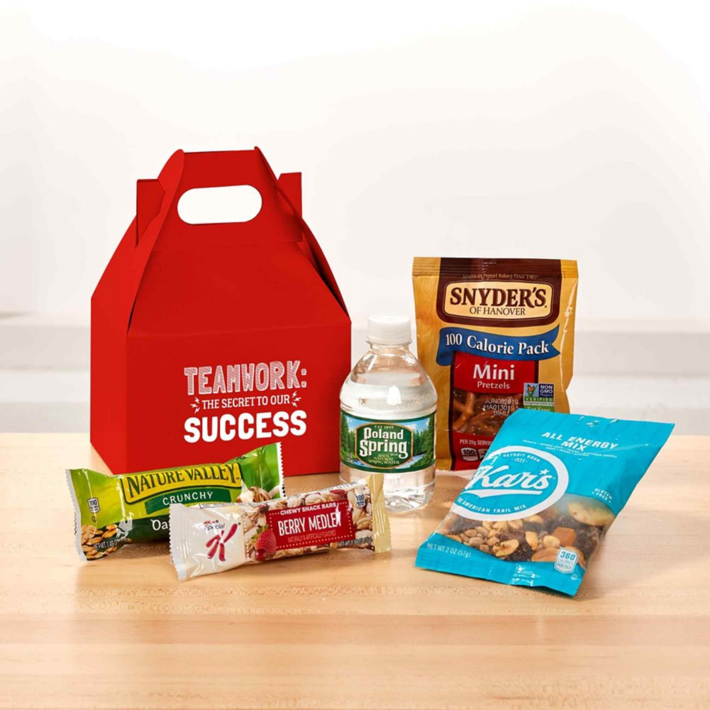 Awesome Snack Pack - Teamwork
