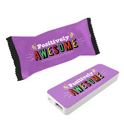 Fuel Up Power Bank - Positively Awesome