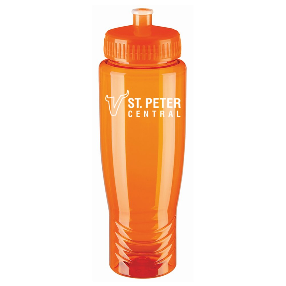 View larger image of Add Your Logo: Poly-Clean Sport Bottle