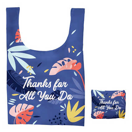 Fold-N-Go Reusable Bag - Thanks for All You Do
