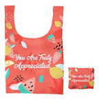 View larger image of Fold-N-Go Reusable Bag - Truly Appreciated