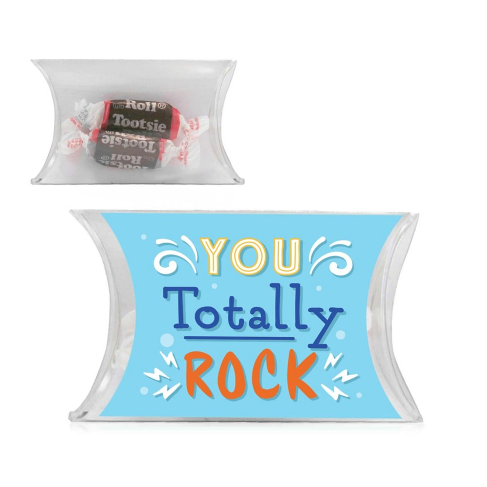 View larger image of Candygram Pillow 5-Pack - Tootsie Rolls: You Totally Rock