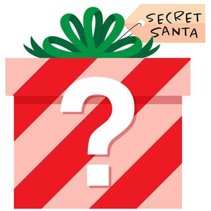 Secret Santa Gift - $10