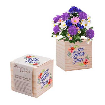 Appreciation Plant Cube - You Grow Girl
