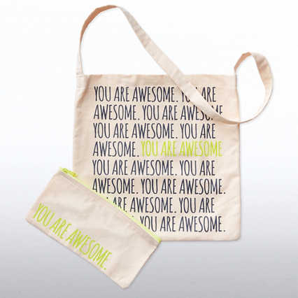 Totes Amazing Gift Set - You Are Awesome