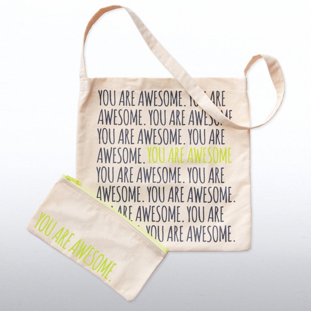 View larger image of Totes Amazing Gift Set - You Are Awesome