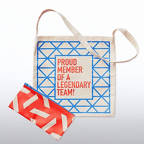 View larger image of Totes Amazing Gift Set - Proud Member Of A Legendary Team