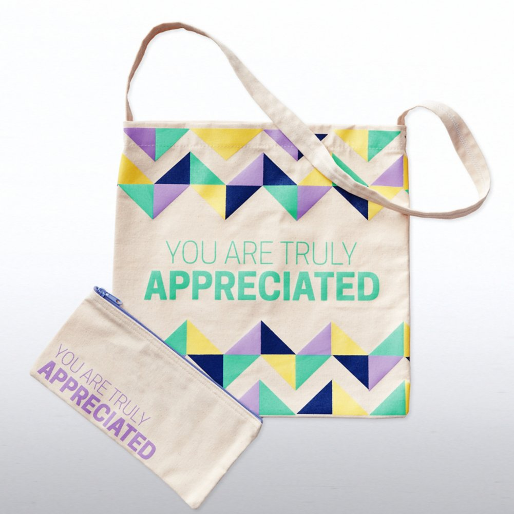 View larger image of Totes Amazing Gift Set - You Are Truly Appreciated