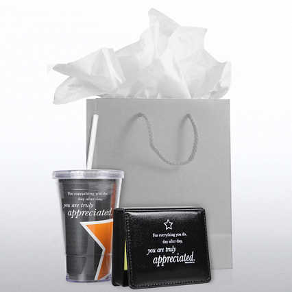 Appreciation Gift Set - You are Truly Appreciated