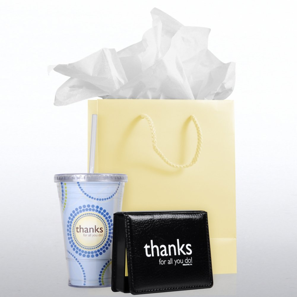 View larger image of Appreciation Gift Set - Thanks for All You Do!