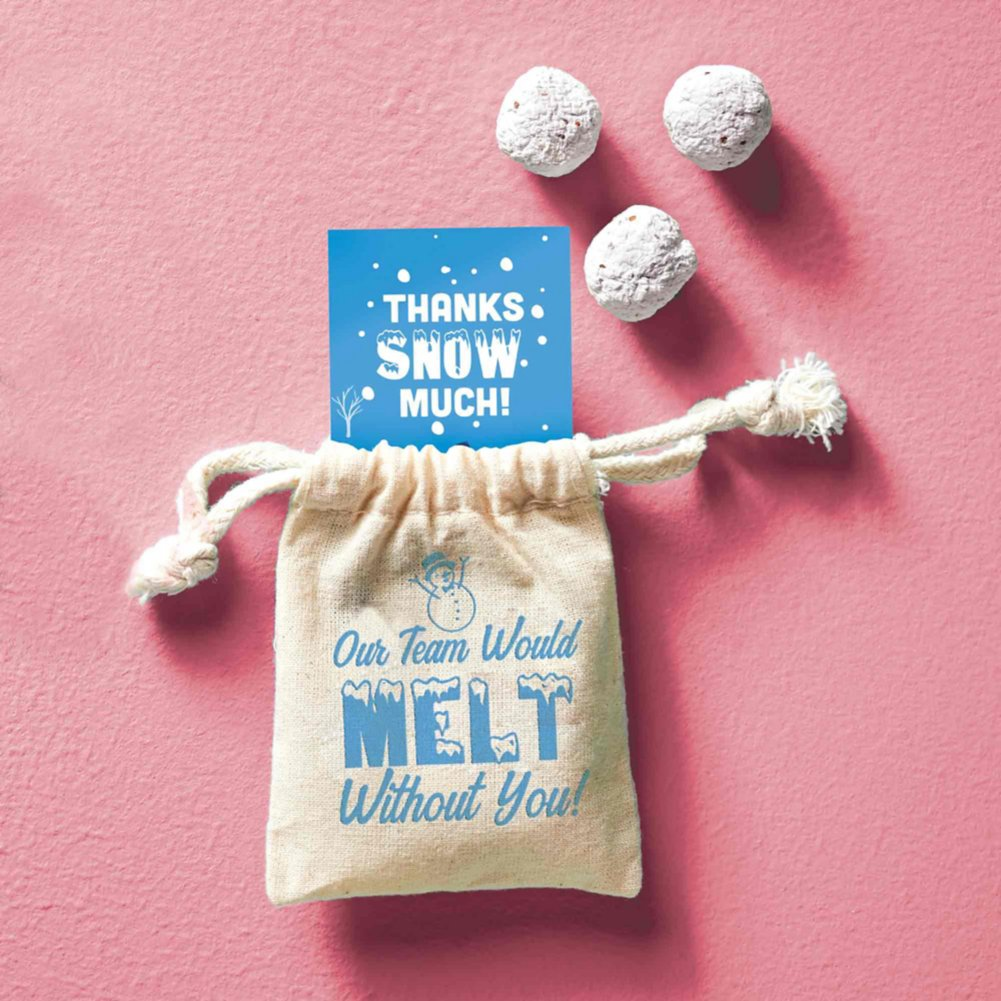 View larger image of Holiday Snowball Seeds