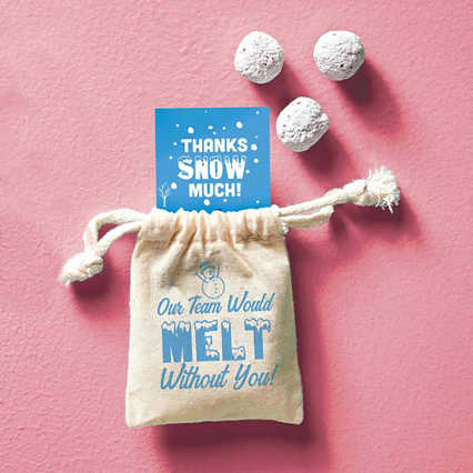 Holiday Snowball Seeds