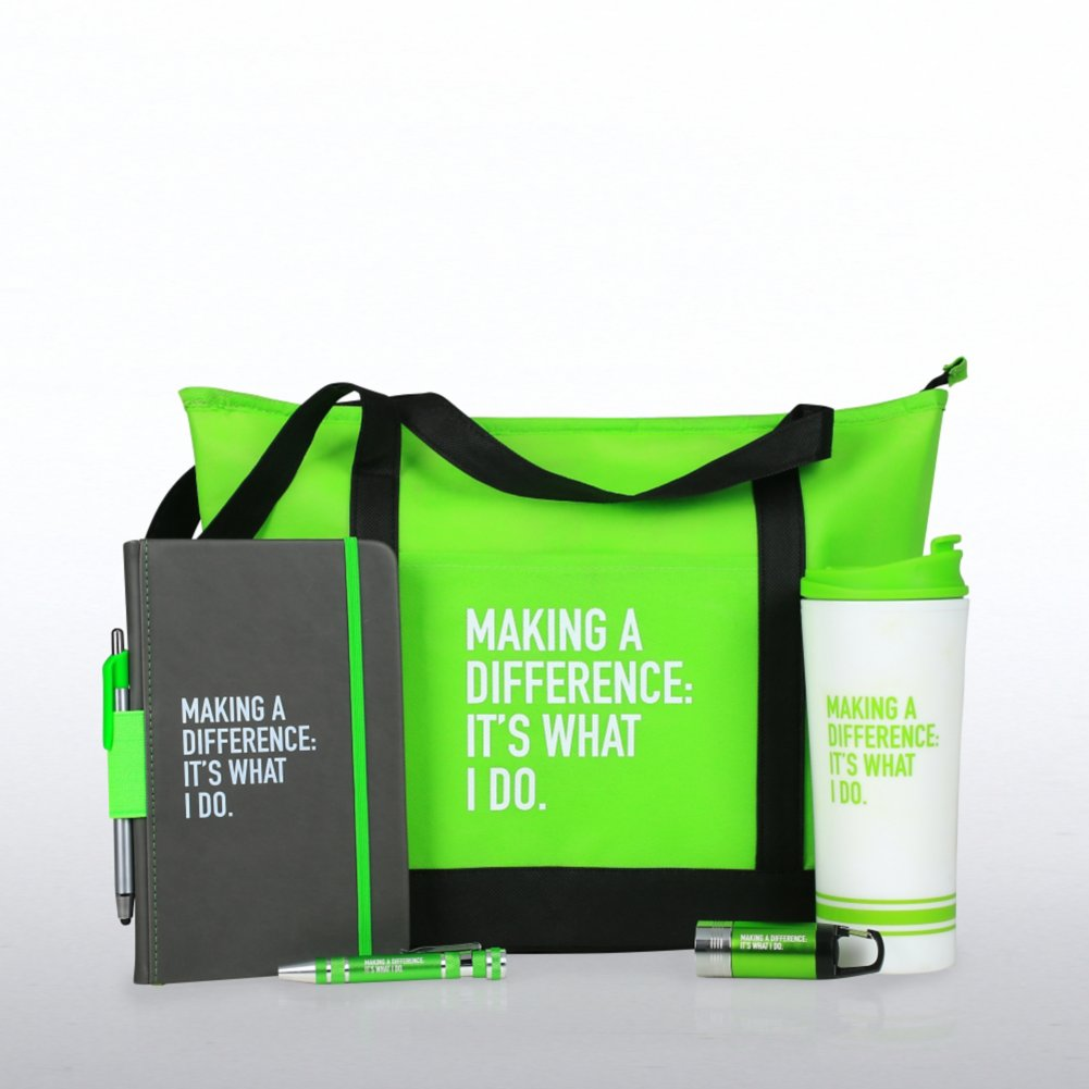 View larger image of Fabulous 5 Gift Set - Making a Difference: It's What I Do
