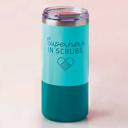 Melrose Travel Tumbler - Superhero in Scrubs