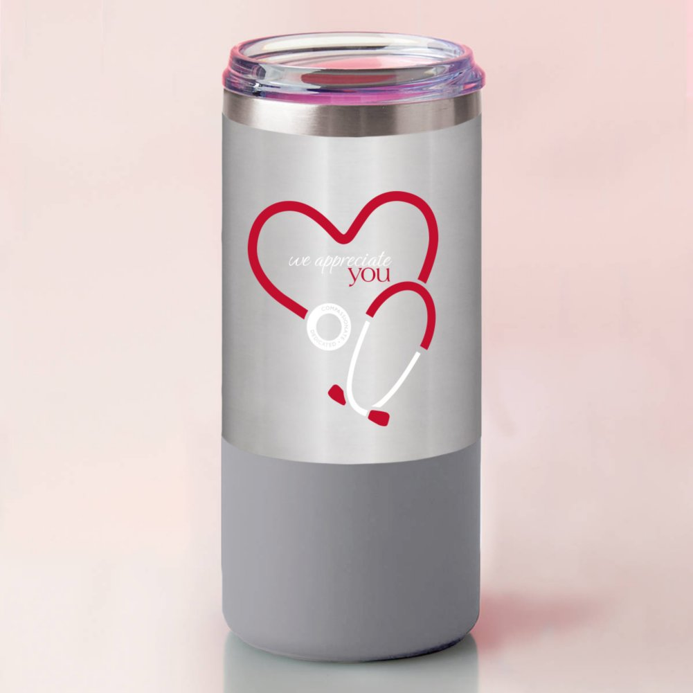 View larger image of Melrose Travel Tumbler - We Appreciate You