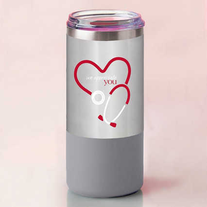 Melrose Travel Tumbler - We Appreciate You