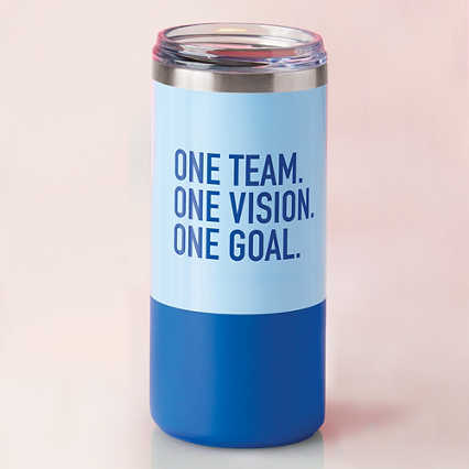 Melrose Travel Tumbler - One Team