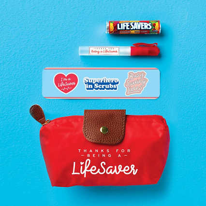 Lifesaver Gift Set - Lifesaver