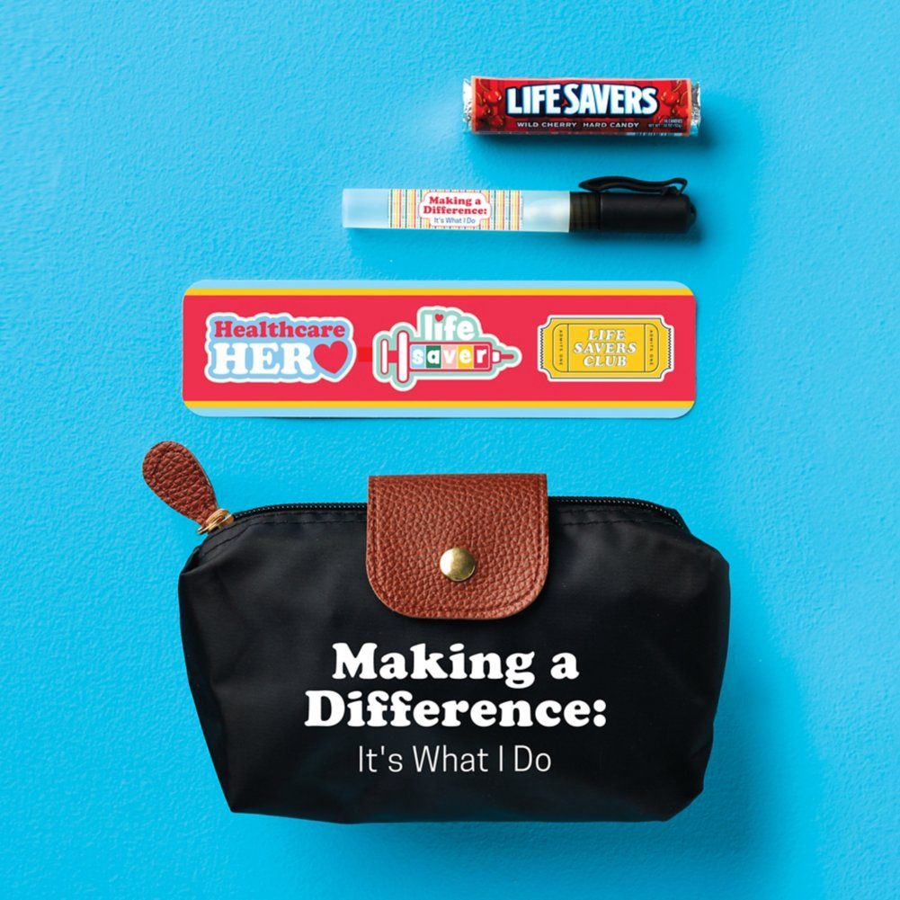View larger image of Lifesaver Gift Set - Making a Difference