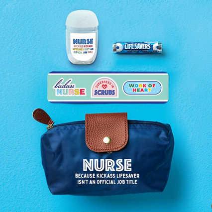 Lifesaver Gift Set - Nurse