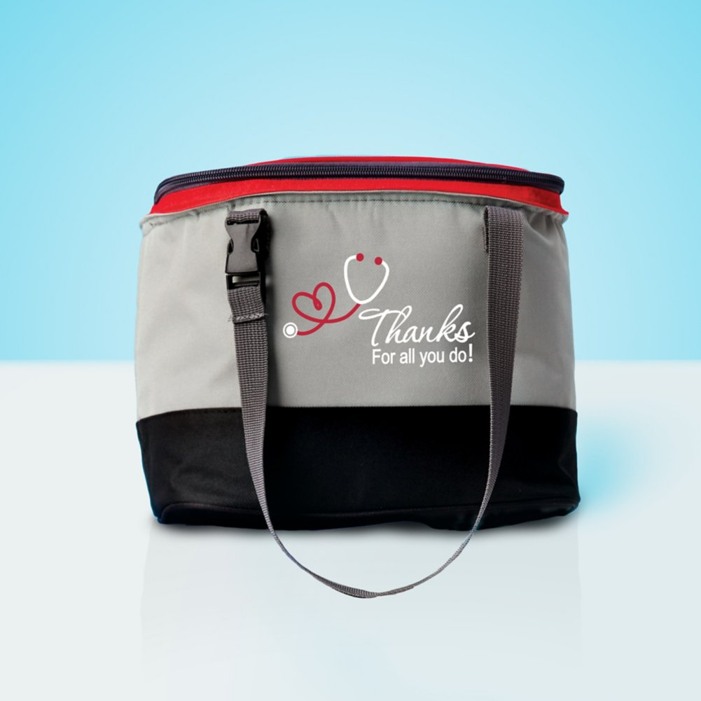 View larger image of Classic Lunch Cooler - Thanks