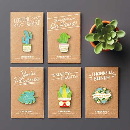 Cheer Pin Bundle - Plantable Praise
