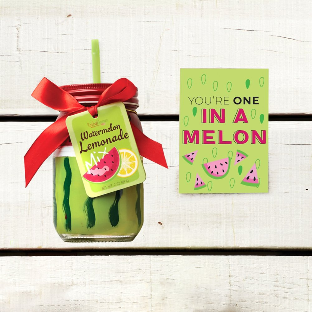 View larger image of Front Porch Sittin' Gift Set - One in a Melon