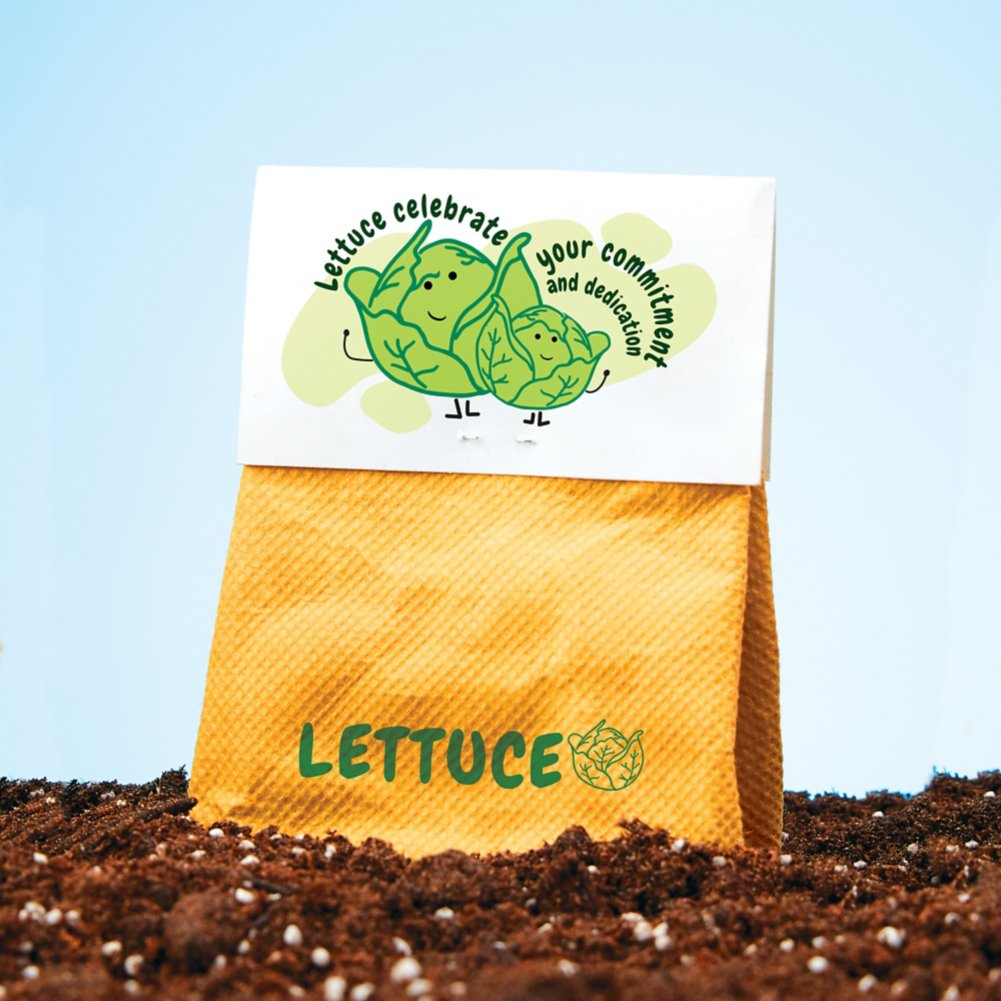 View larger image of Veggie Grow Kit - Lettuce