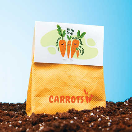 Veggie Grow Kit - Carrot