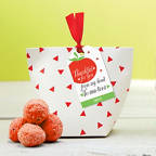 View larger image of Appreciation in Bloom Paper Pouch - Tomato