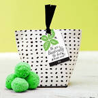 View larger image of Appreciation in Bloom Paper Pouch - Basil