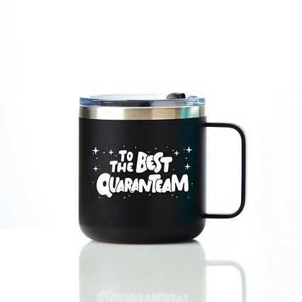 Adventure Mug - Best Quaranteam