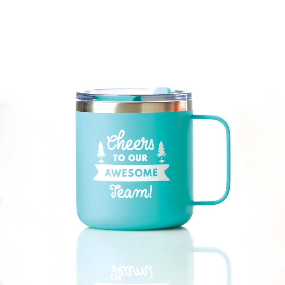 View larger image of Adventure Mug - Cheers to Our Awesome Team!