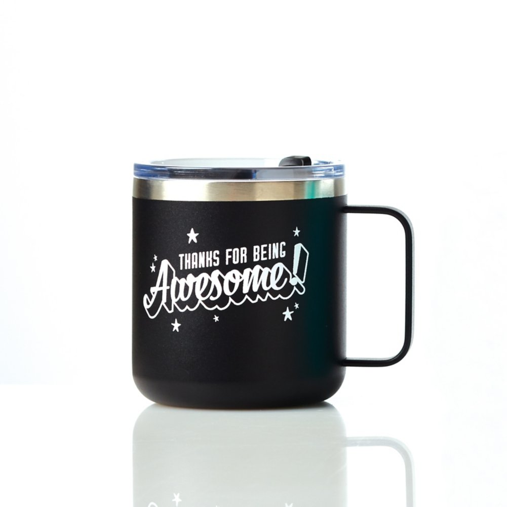 View larger image of Adventure Mug - Thanks for Being Awesome!