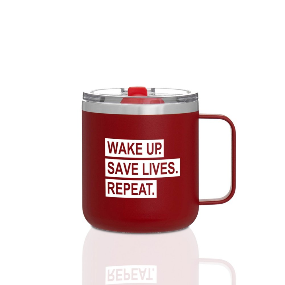 View larger image of Adventure Mug - Wake Up