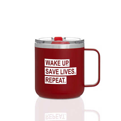 Adventure Mug - Wake Up