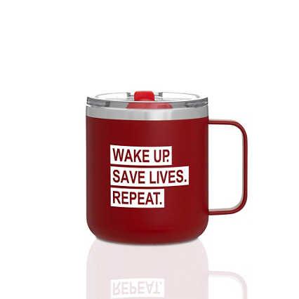 Adventure Mug - Wake Up