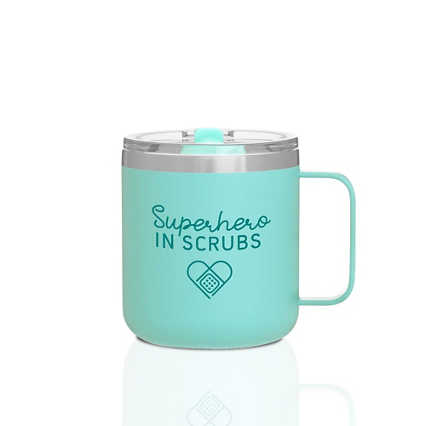 Adventure Mug - Superhero in Scrubs