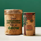 View larger image of Tree-Mendous Appreciation Grow Kits - Commitment and Dedication